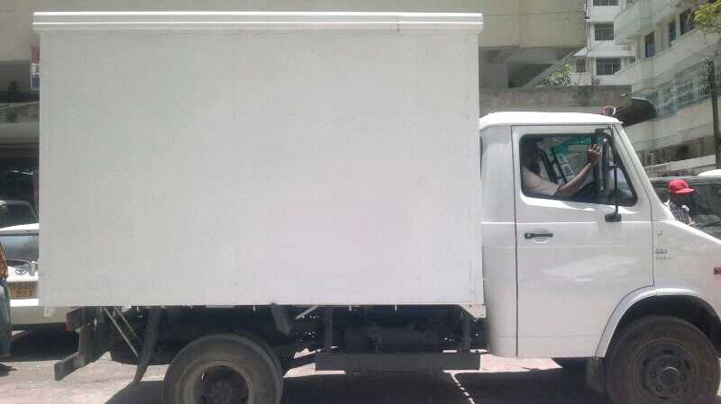 Insulated Trucks For Local Delivery